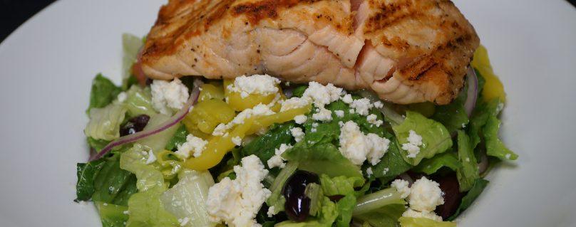 Jeb's Mediterranean Salad