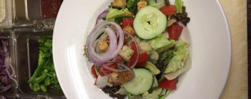House Salad – Large