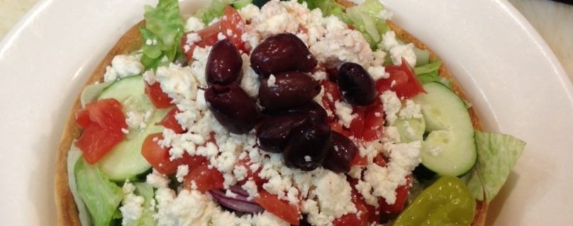 Greek Salad – Large